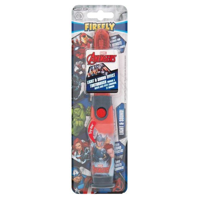Firefly Avengers Light & Sound Toothbrush | Ocado