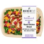 Munch Fit Tahini Chicken Breast with Butternut, Kale, Quinoa & Cranberries