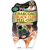 Montagne Jeunesse 7th Heaven Charcoal & Black Clay Peel-Off Face Mask