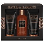 Baylis & Harding Black Pepper & Ginseng 3 Piece Set