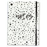 Spotty A5 Notebook