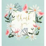 Caroline Gardner Garland Thank You Card