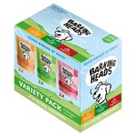 Barking Heads Adult Dog Food Wet Pouches Variety Pack 6 x 300g