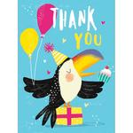 Thank You Toucan Mini Note Cards