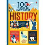 100 Things to Know About History, from Usborne