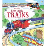 Look Inside Trains, from Usborne