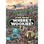Star Wars Where's the Wookiee, Search and Find Activity Book
