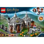 LEGO Harry Potter Hagrids Hut Buckbeak's Rescue 75947