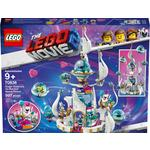 LEGO Movie 2 Queen Watevras So-Not-Evil Space Palace 70838