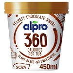 Alpro 360 Chocolate Swirl Low Calorie