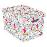 Curver Deco Unicorn & Rainbow Storage Box