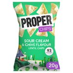 Properchips Sour Cream & Chive