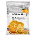 Dried Art Crispy Dried Orange Just Water Out
