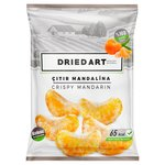 Dried Art Crispy Dried Mandarin Just Water Out