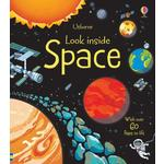 Look Inside Space, from Usborne