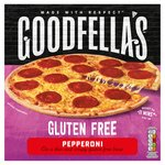 Goodfella's Gluten Free Pepperoni, Ham & Mushroom Pizza Frozen