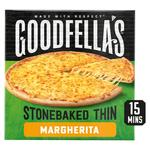 Goodfella's Stonebaked Thin Margherita Pizza Frozen