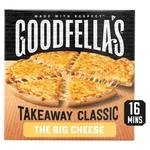 Goodfella's Classic Takeaway The Big Cheese Pizza Frozen