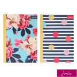 Joules Set of 2 Notebooks