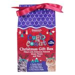 Rosewood Cupid & Comet Christmas Cat Gift Box