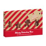 Rosewood Cupid & Comet Christmas Meaty Selection Box For Dogs 175g