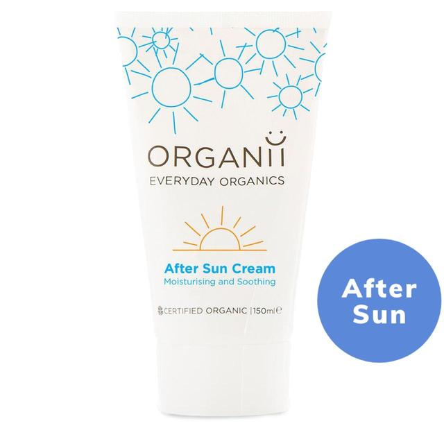 Sun Protection & Tanning Organii Organic Vegan After Sun Cream 50ml After Sun Skin Care