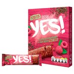 YES! Raspberry & Chia Seeds Snack Bar Multipack