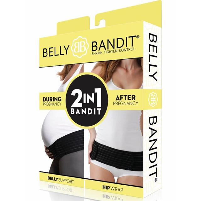 Belly Bandit 2 IN 1 Bandit Black