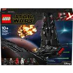 LEGO Star Wars Episode 9 Kylo Ren's Shuttle75256