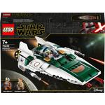 LEGO Star Wars Episode 9 Resistance A-Wing Starfighter 75248