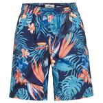 FatFace, Toucan Print Boardies, Navy