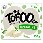 The Tofoo Co Naked Organic XL