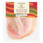 Waitrose Wiltshire Pickle Glazed Ham with Stuffing