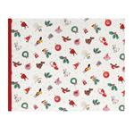 Cath Kidston Christmas Cheer Coated Cotton Table Cloth