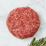 Ocado Halfpound Rump Steak Burger