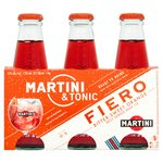 Martini Fiero & Tonic