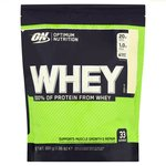Optimum Nutrition Vanilla Whey Protein Powder
