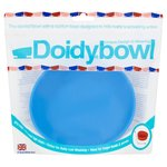 Doidy Blue Silicone Training Bowl