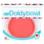 Doidy Red Silicone Training Bowl
