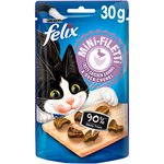 Felix Mini Filetti Cat Treats Chicken & Duck