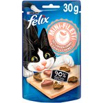 Felix Mini Filetti Cat Treats Chicken & Salmon