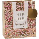 Hip Hip Hooray Gift Bag, Medium