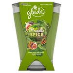 Glade Large Candle Acoustic Spice
