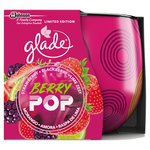 Glade Jar Candle Berry Pop