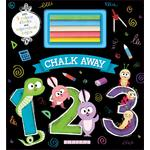 Chalk Away Book, 123