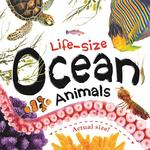 Life-Size Ocean Animals Book