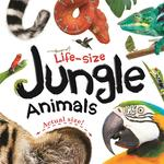 Life-Size Jungle Animals Book