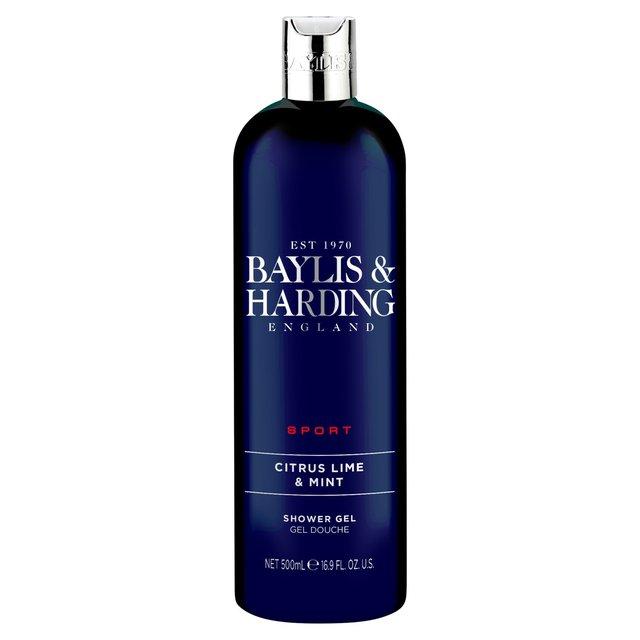 Fin Baylis & Harding Citrus Lime & Mint Shower Gel   Ocado CI-06