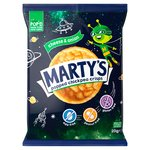 Marty's Cheese & Onion Chickpea Snacks