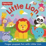 Fisher Price Finger Puppet, Little Lion